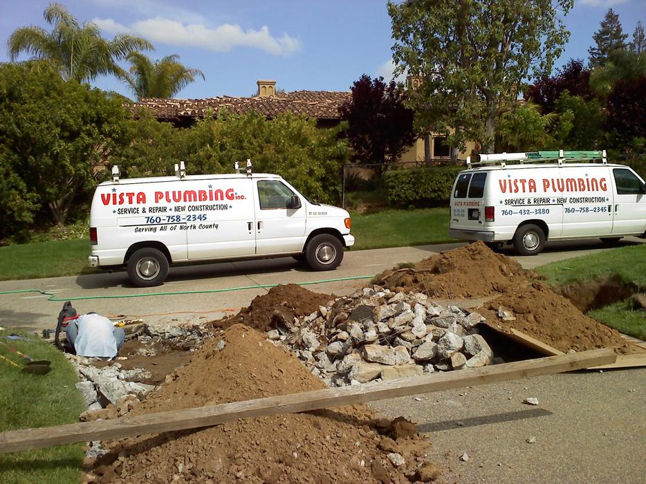 Vista Plumbing Service