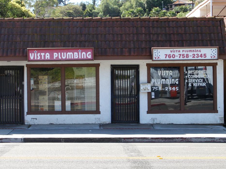 Vista Plumbing Store
